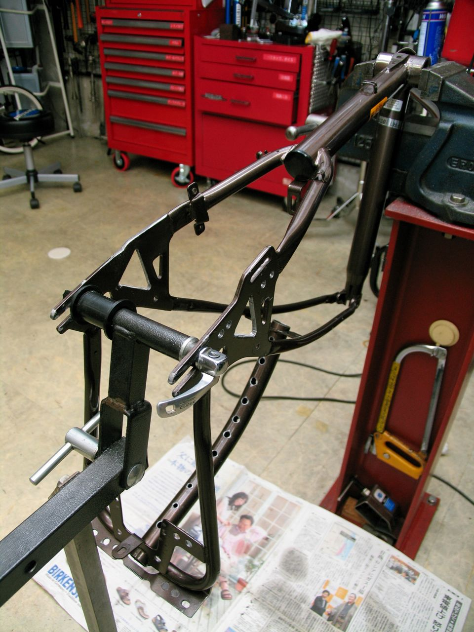 自転車の 自転車 内装8段化 : ... 自転車のメカニックスクール