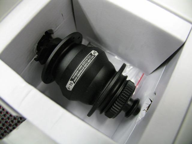 shutter precision dynamo hubSL-9